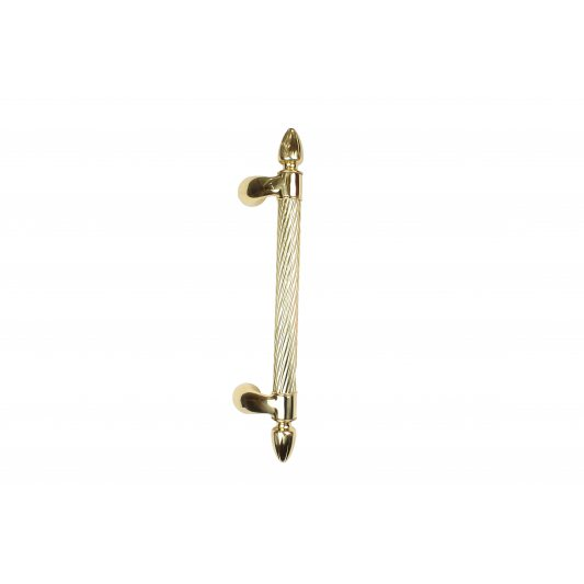 Дверная ручка ORIENT - скоба, латунь полированная