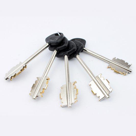 Сменные  пластины с ключами фото_6