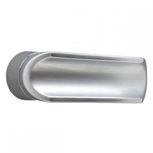 Дверная ручка ALIAS, хром матовый фото_2