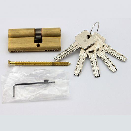 Цилиндр фигурный, лазерный ключ фото_2