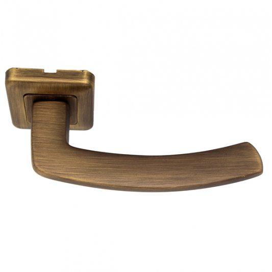 Дверная ручка ARTE, бронза матовая фото_2