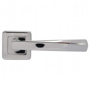 Дверная ручка FANNY, хром полированный