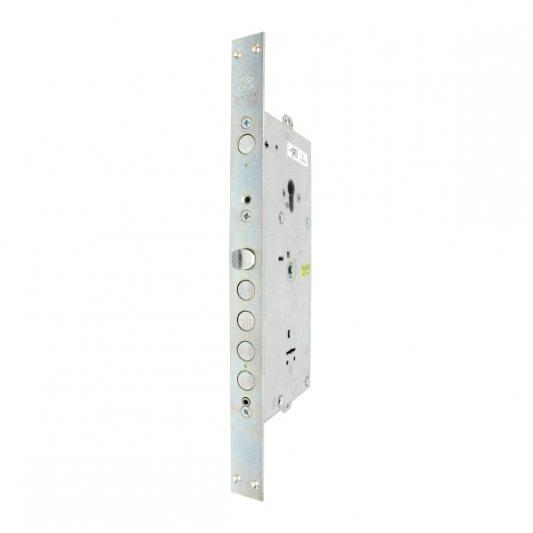 Замок для входных металлических дверей,  многофункциональный сувальд + цилиндр с перекодировкой и ключом для монтажа, New CambioFacile  фото_2