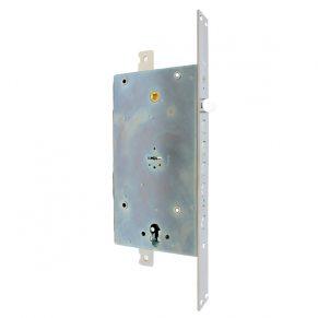 Замок для входных металлических дверей, сувальдный + цилиндр