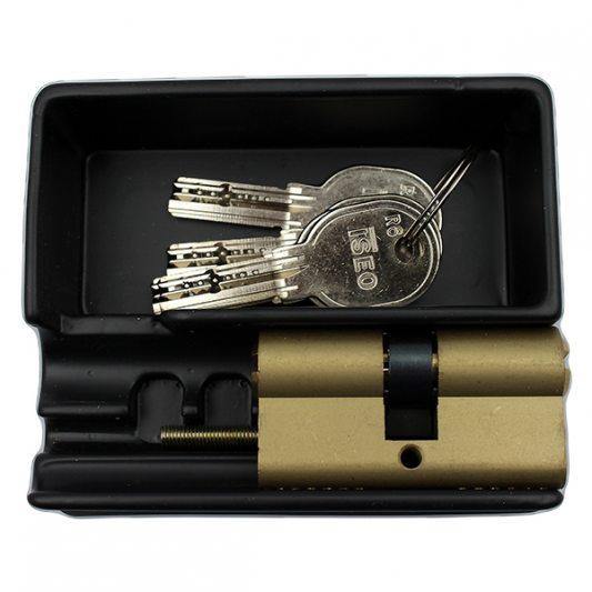 Цилиндр фигурный, лазерный ключ фото_4