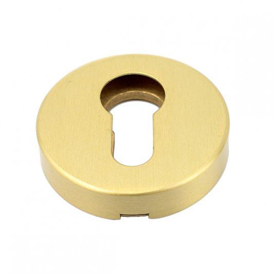 Защитная накладка на цилиндр, для входных дверей фото_5