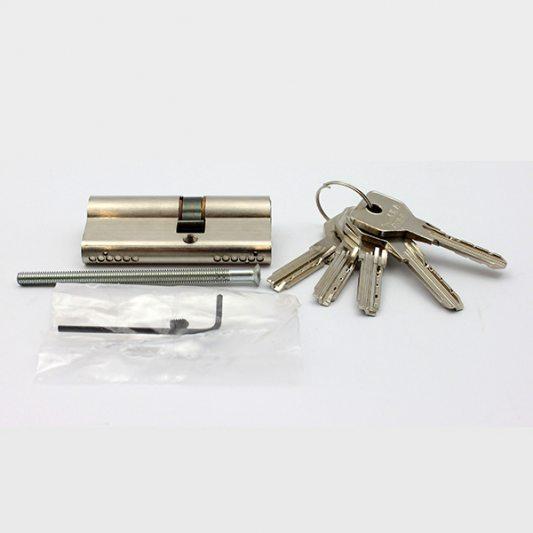 Цилиндр фигурный, лазерный ключ фото_1