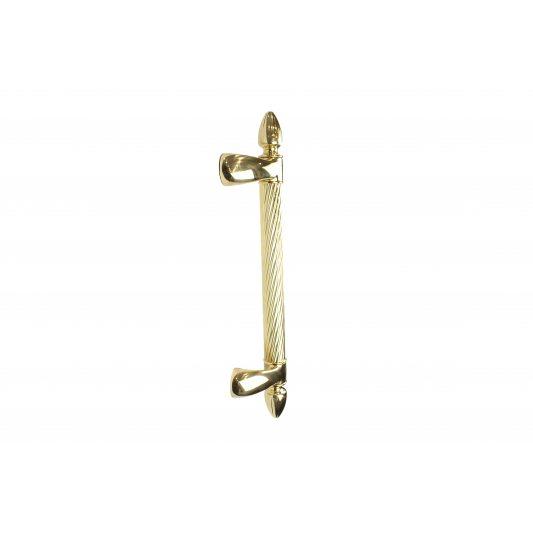 Дверная ручка ORIENT - скоба, латунь полированная фото_1