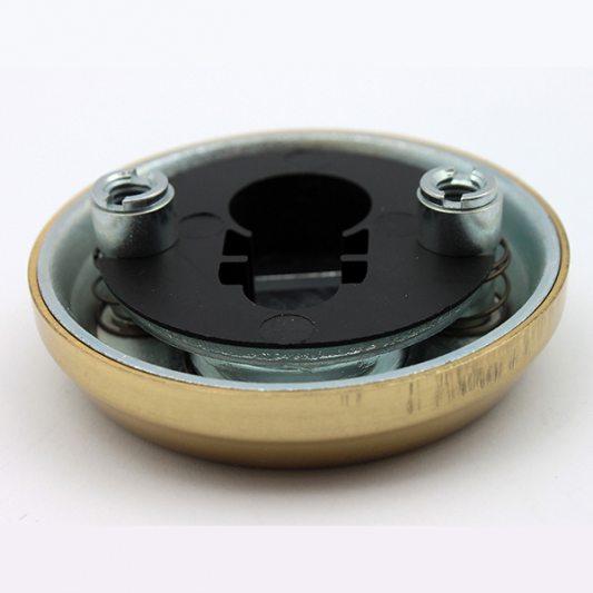 Защитная накладка на цилиндр, с регулировкой посадки цилиндра, для входных дверей фото_4