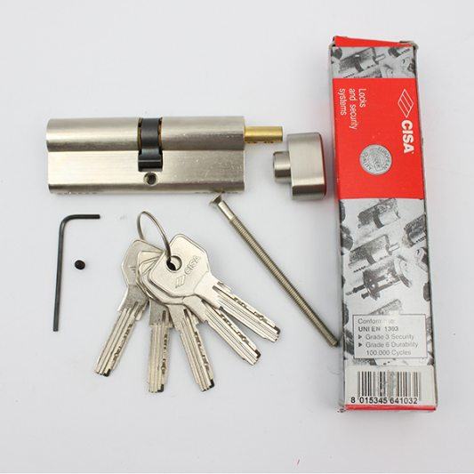 Цилиндр фигурный, лазерный ключ/барель фото_1