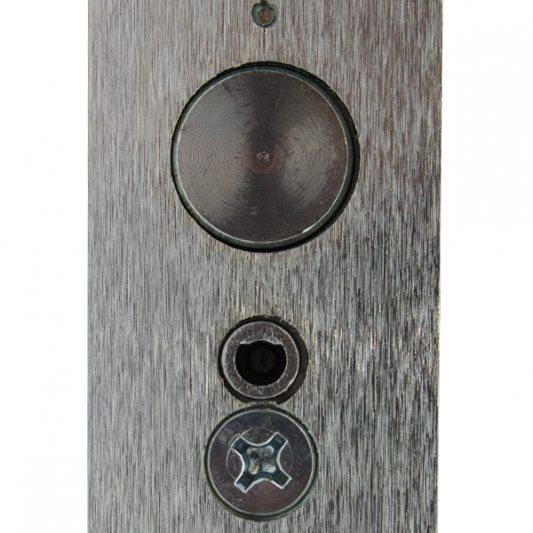 Замок для входных металлических дверей, сувальдный с перекодировкой и ключом для монтажа, New CambioFacile фото_9