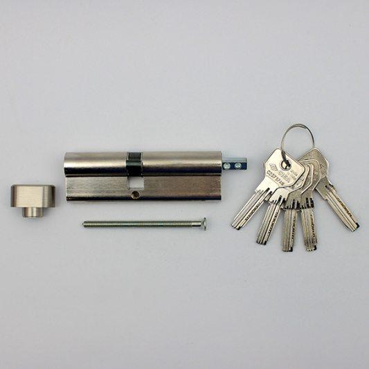 Цилиндр фигурный, лазерный ключ/барель