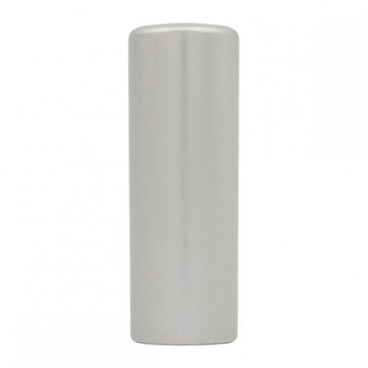 Декоративный колпак на петлю EXACTA, D15, алюминиевый, хром матовый фото_3