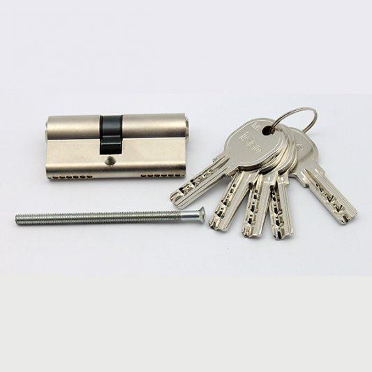 Цилиндр фигурный, лазерный ключ фото_6