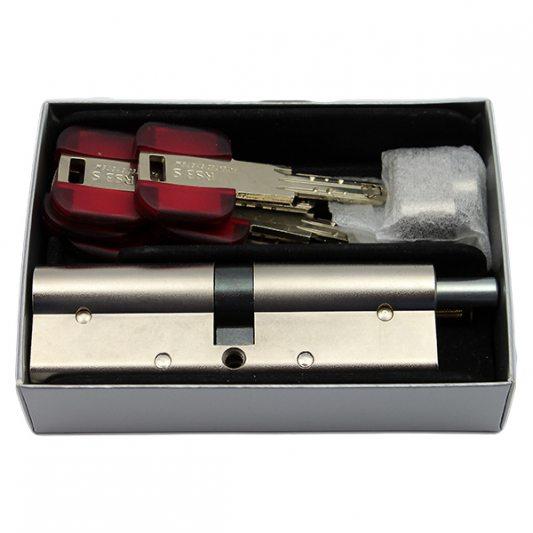 Цилиндр фигурный RS3, лазерный ключ с подвижным элементом фото_2