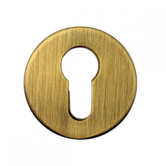 Защитная накладка на цилиндр, для входных дверей фото_4