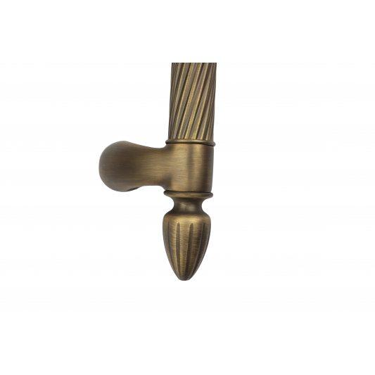 Дверная ручка ORIENT - скоба, бронза матовая фото_2