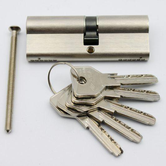 Цилиндр фигурный, лазерный ключ