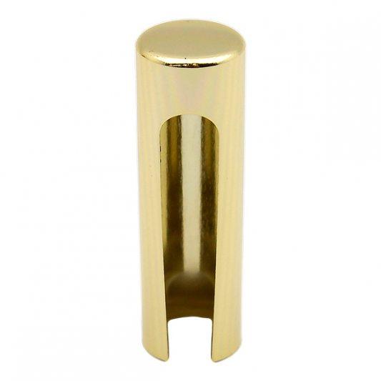 Декоративный колпак на петлю EXACTA, алюминиевый