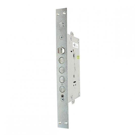 Замок для входных металлических дверей, сувальдный с перекодировкой и ключом для монтажа, New CambioFacile фото_8