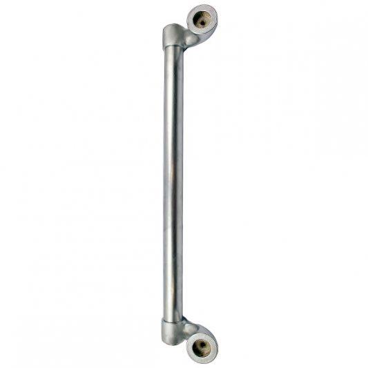 Дверная ручка ITALI 450mm - скоба, хром матовый фото_4