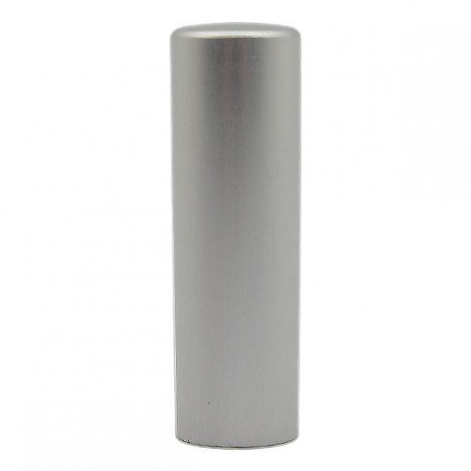 Декоративный колпак на петлю EXACTA, D17, алюминиевый, хром матовый фото_1